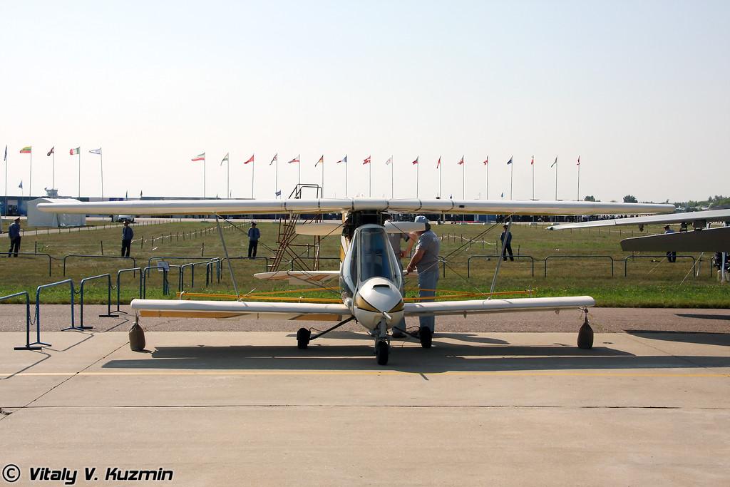 Авиатика-МАИ-890CX (Aviatika-MAI-890CX)