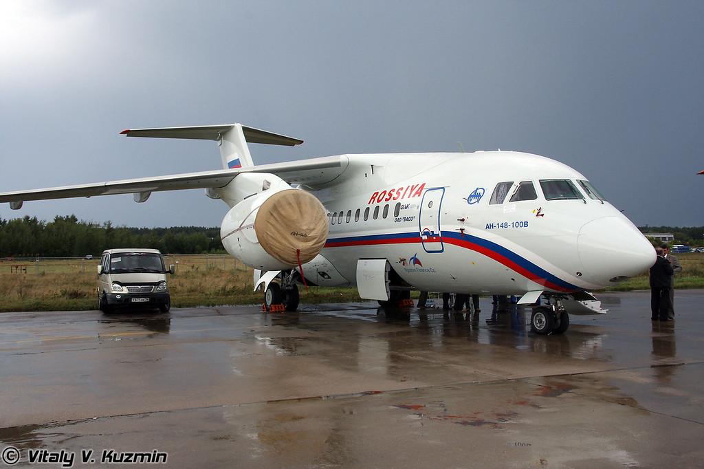 Ан-148-100В (An-148-100V)