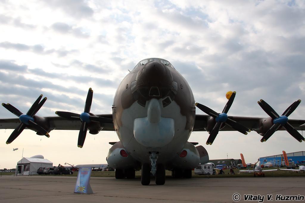 Ан-22 (An-22)