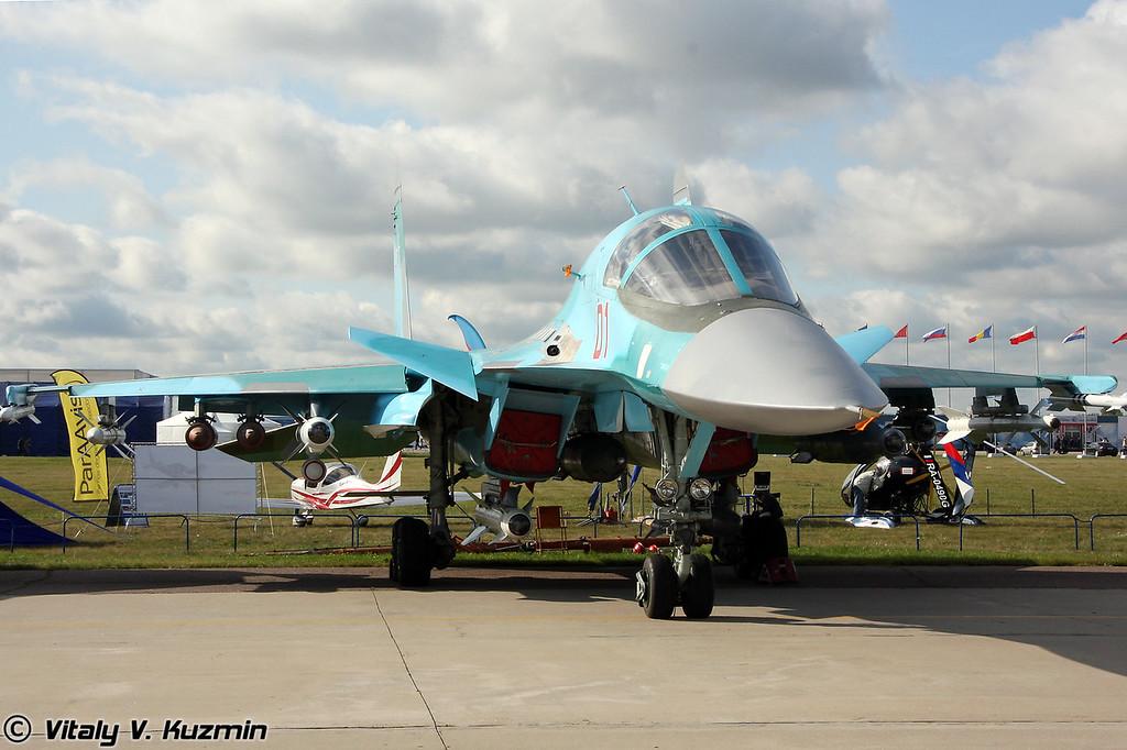Су-34 (Su-34)