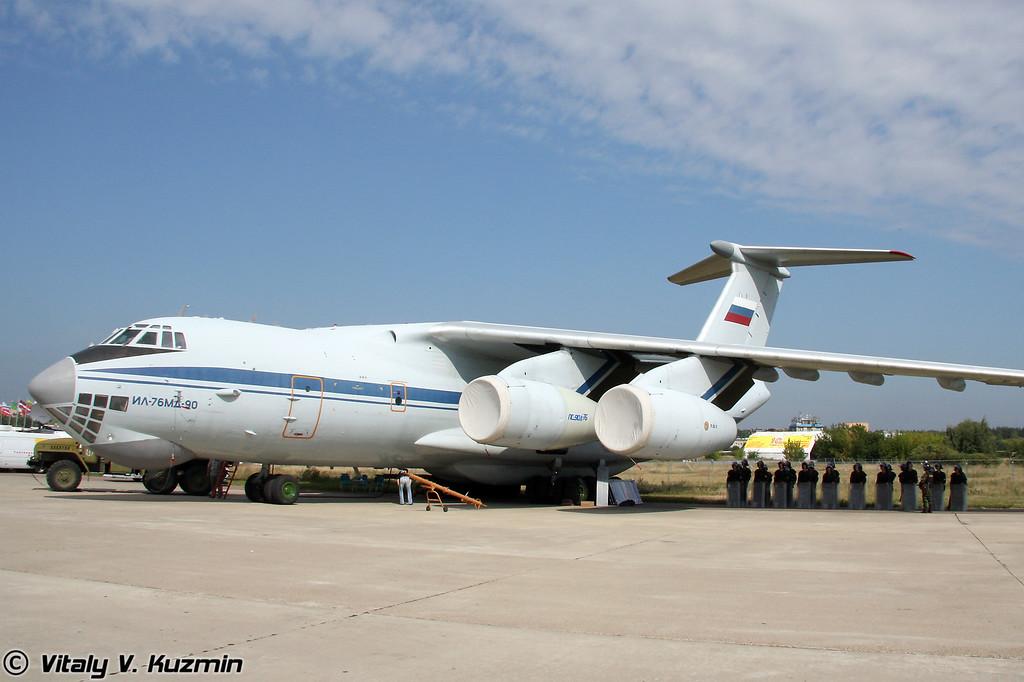 Ил-76МД-90 (IL-76MD-90)