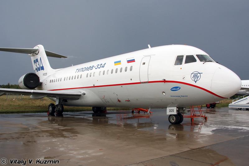Ту-334 (Tu-334)