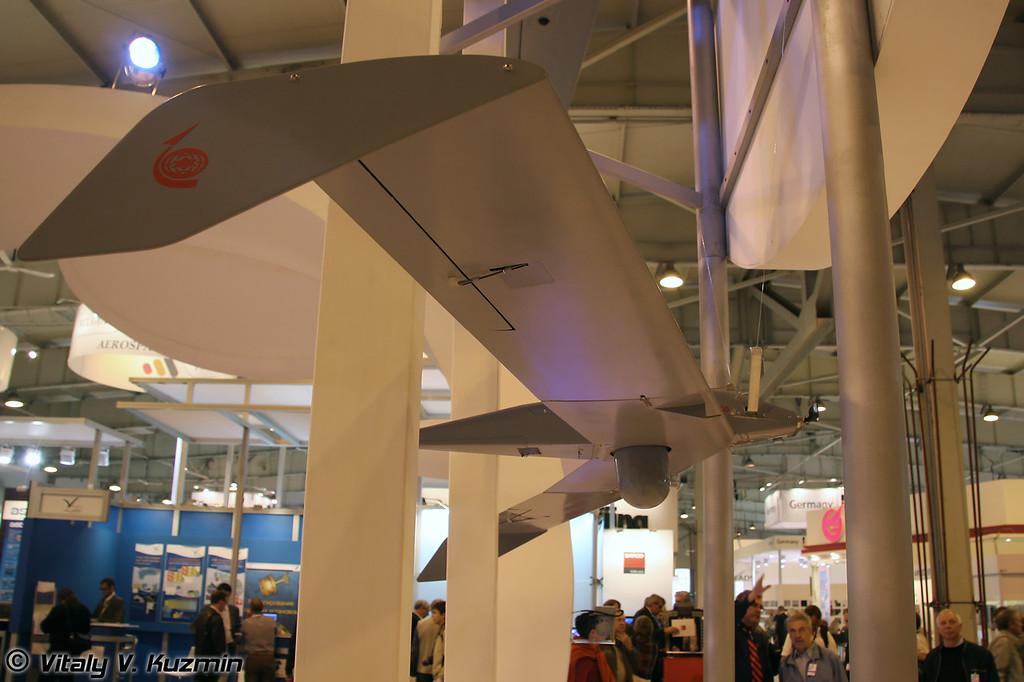 БПЛА IAI Bird Eye 400 (Light reconnaissance UAV IAI Bird Eye 400)