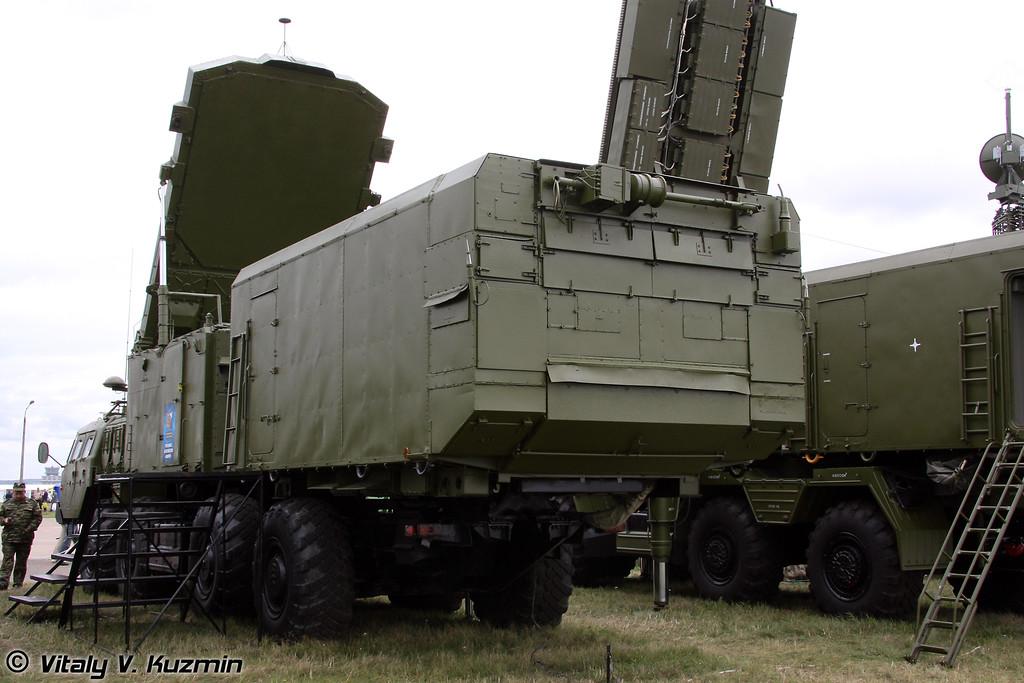 Радиолокатор подсвета и наведения З0Н6Е2 (Target illumination and aiming radar 30N6E2)