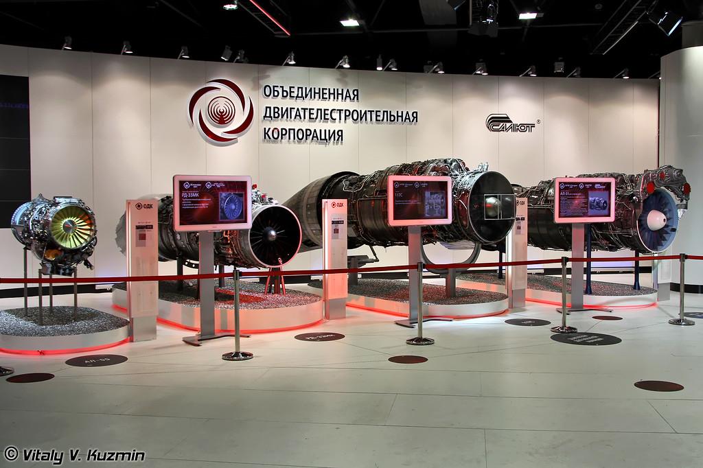 Авиационные двигатели (Engines)