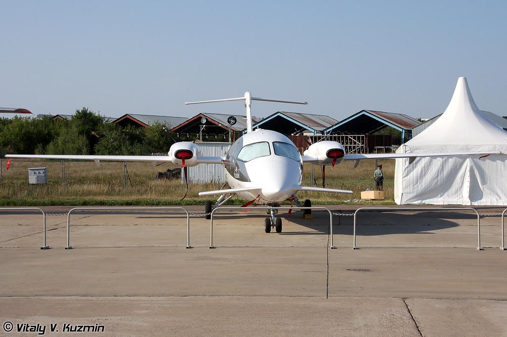 Piaggio P.180 Avanti II