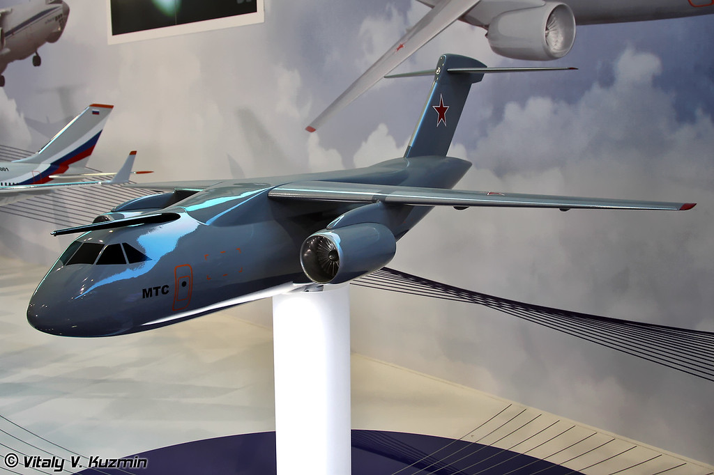 Ил-214 МТС (IL-214 also know as MTS)