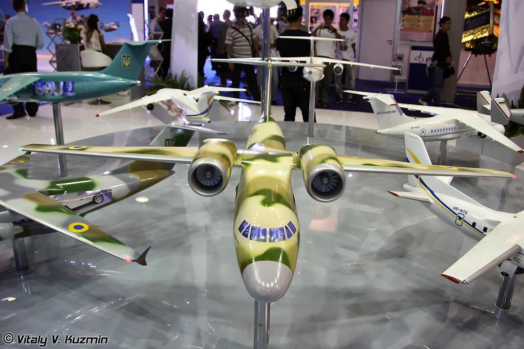 Ан-74Т (An-74T)