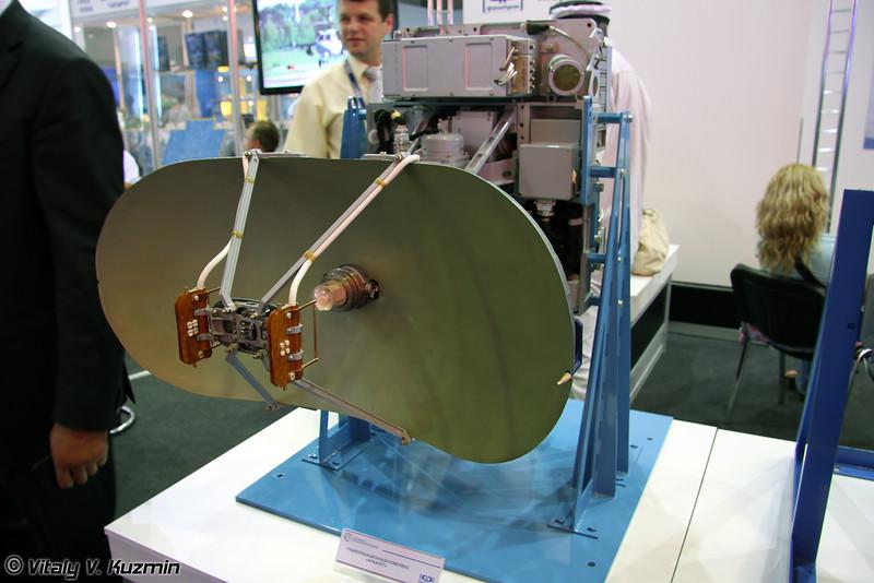 Радиолокационный комплекс Арбалет (Arbalet radar)