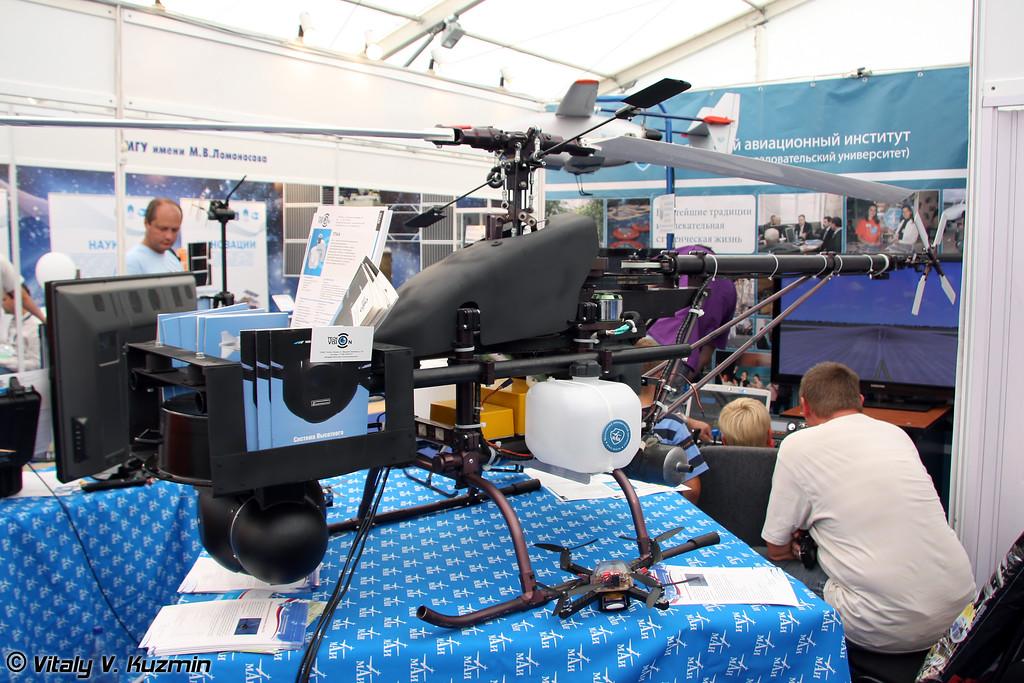 Мобильный многоцелевой комплекс Ворон-333 (Voron-333 UAV)