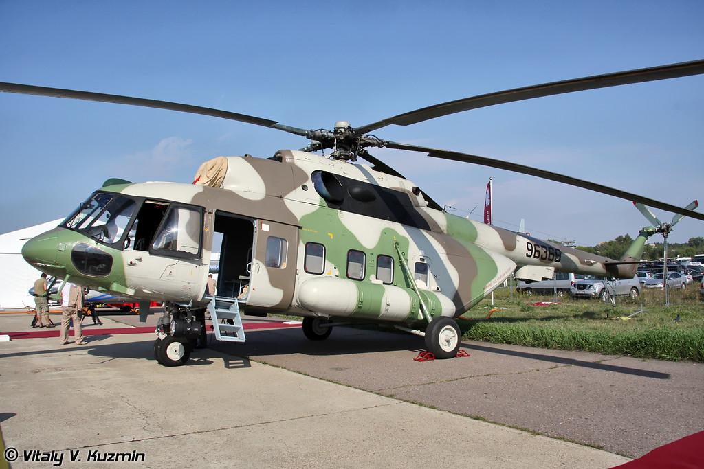 Многоцелевой вертолет Ми-17-1В (Mi-17-1V)