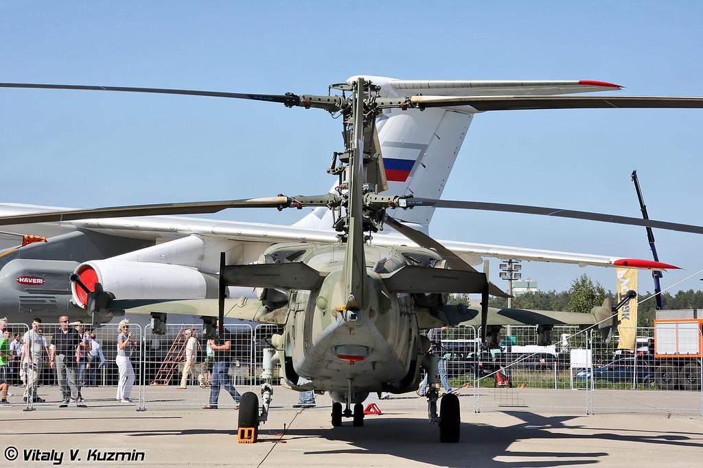 Ка-52 (Ka-52 Alligator)