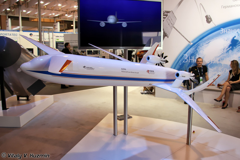 DLR K2020 Advanced Low Noise Aircraft