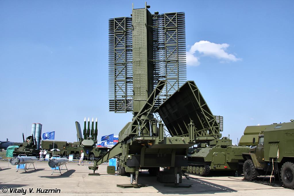 Радиолокационная станция Противник-ГЕ (Protivnik-GE radar)