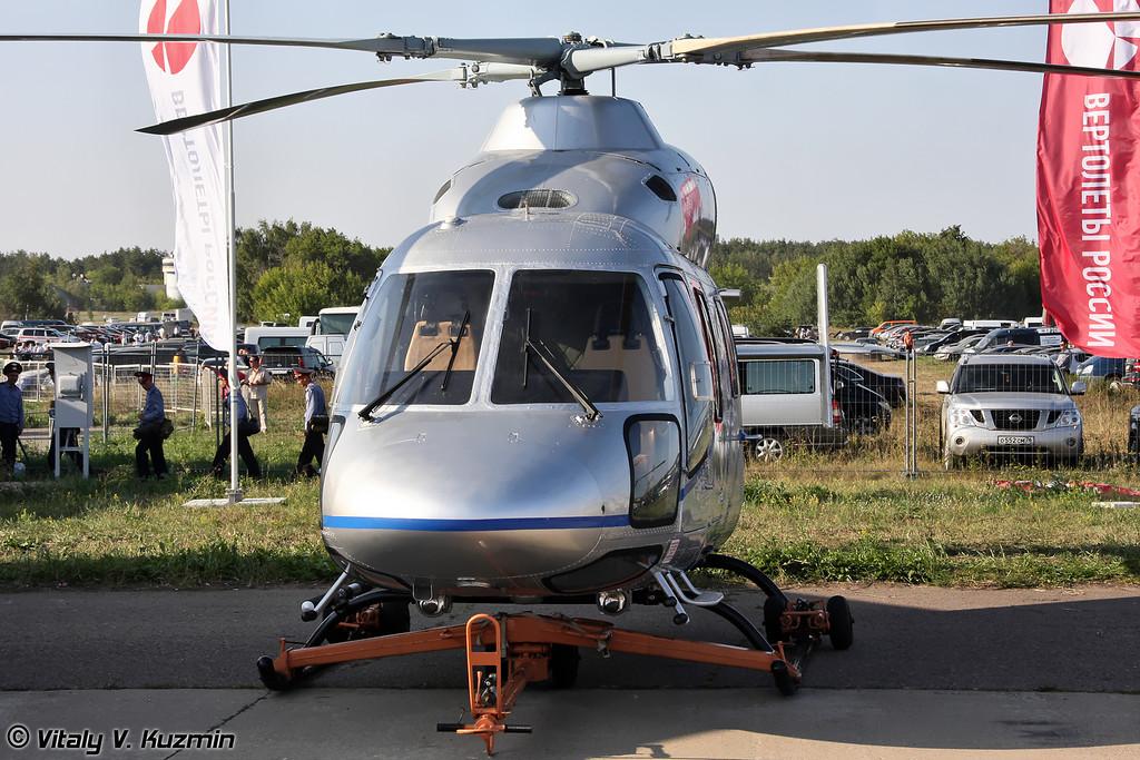 Лёгкий многоцелевой вертолёт Ансат (Light multipurpose helicopter Ansat)