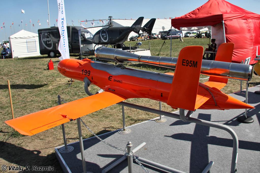 Комплекс воздушной мишени Е95M (Aerial decoy system E95M)