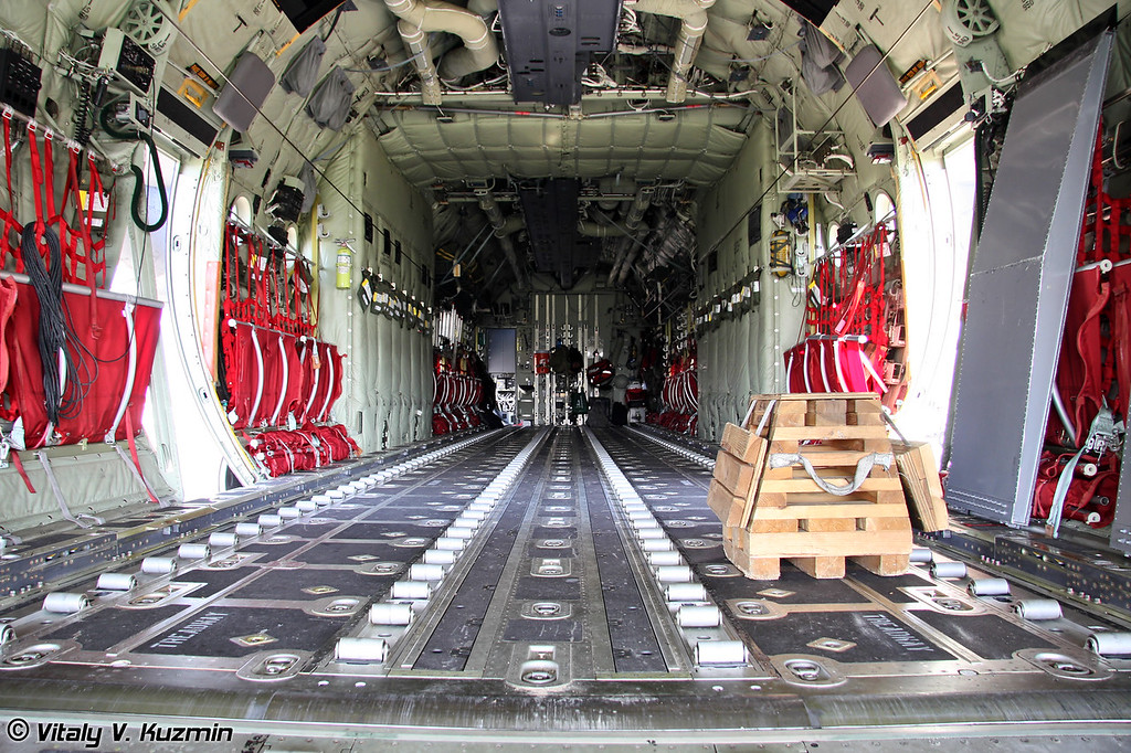 C-130J Super Hercules 37-й транспортной эскадрильи 86-го транспортного крыла, авиабаза Ramstein, Германия (C-130J from 37th Airlift Squadron 86th Airlift Wing, Ramstein AB, Germany)