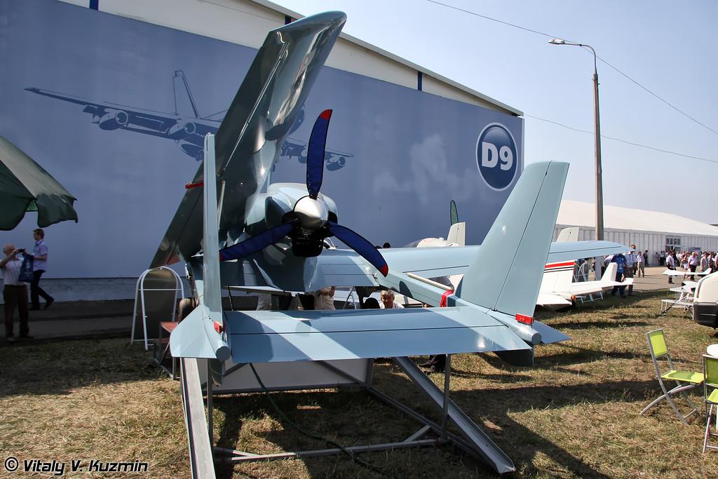 БПЛА Луч (Luch UAV)