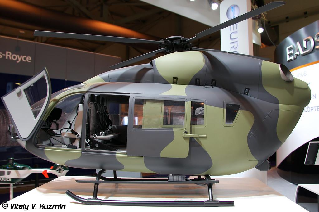 Система противоракетной защиты летательного аппарата AMPS (Airborne Missile Protection System AMPS)
