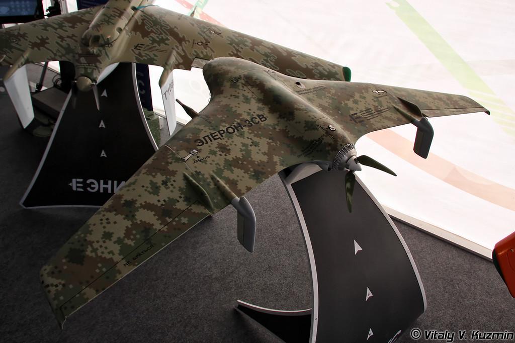 БПЛА Элерон-3СВ (Eleron-3SV UAV)