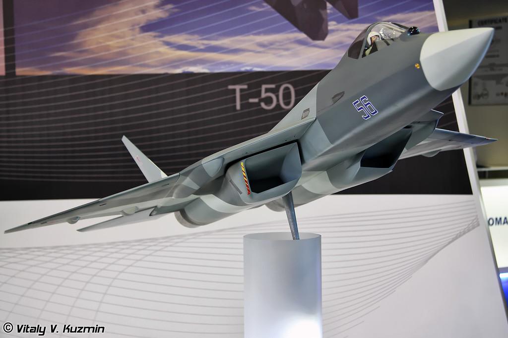 Т-50 ПАК ФА (T-50 PAK FA)