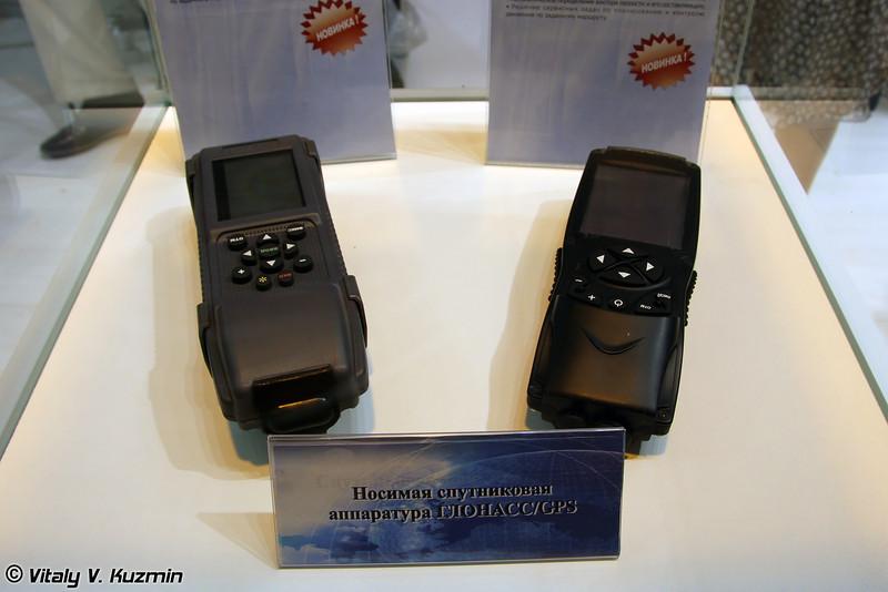 Малогабаритная навигационная аппаратура ГЛОНАСС/GPS (GLONASS/GPS navigation devices)