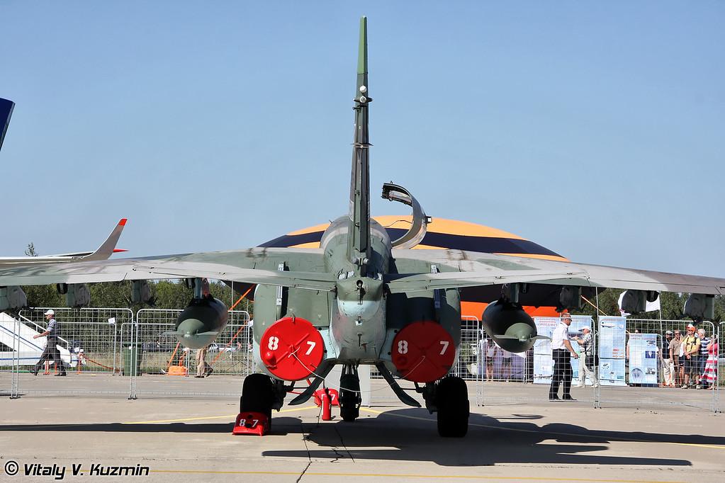 Су-25СМ3 (Su-25SM3)