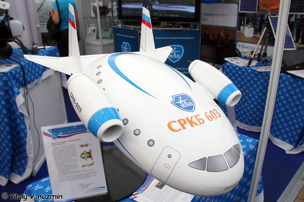 Летательный аппарат с аэродинамически несущим корпусом (Lifting body aircraft)