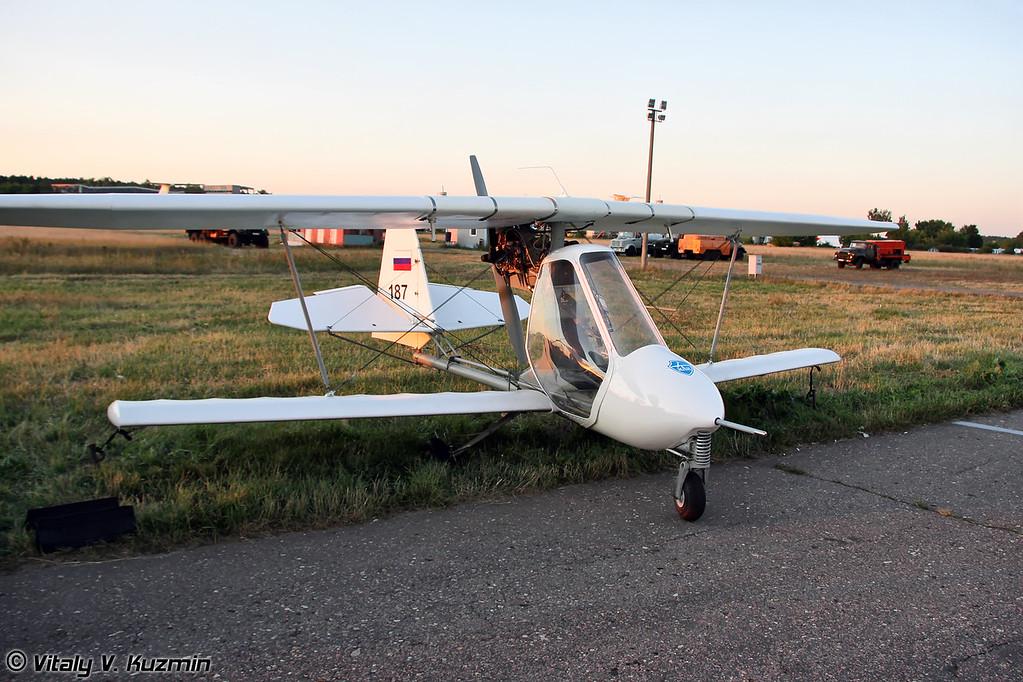 Авиатика-МАИ-890 (Aviatika-MAI-890)