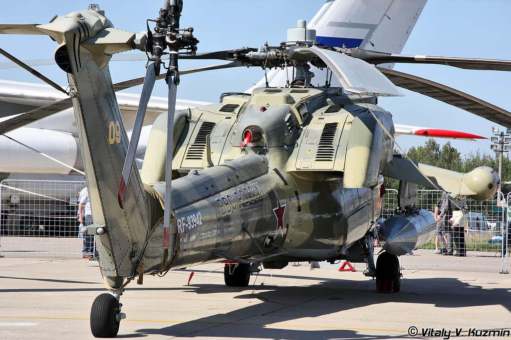 Ударный вертолет Ми-28Н (Attack helicopter Mi-28N)