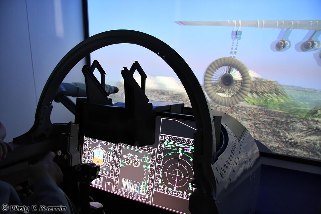Тренажер дозаправки МиГ-29 (MiG-29 air refueling trainer)