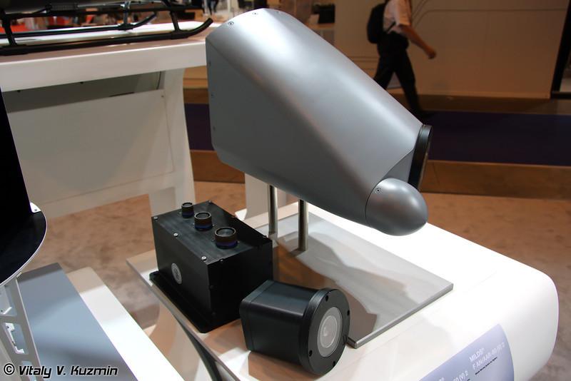 Система предупреждения о ракетном нападении MILDS F AN/AAR-60 (V) 2 (Missile attack warning sysytem MILDS F AN/AAR-60 (V) 2)