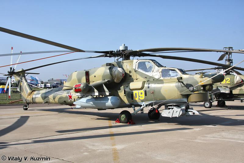 Ударный вертолет Ми-28Н (Attack helicopter Mi-28N)