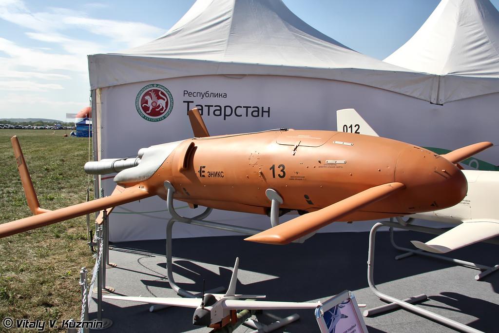 Воздушная платформа наземного старта E08M Берта (Aerial decoy system E08M Berta)