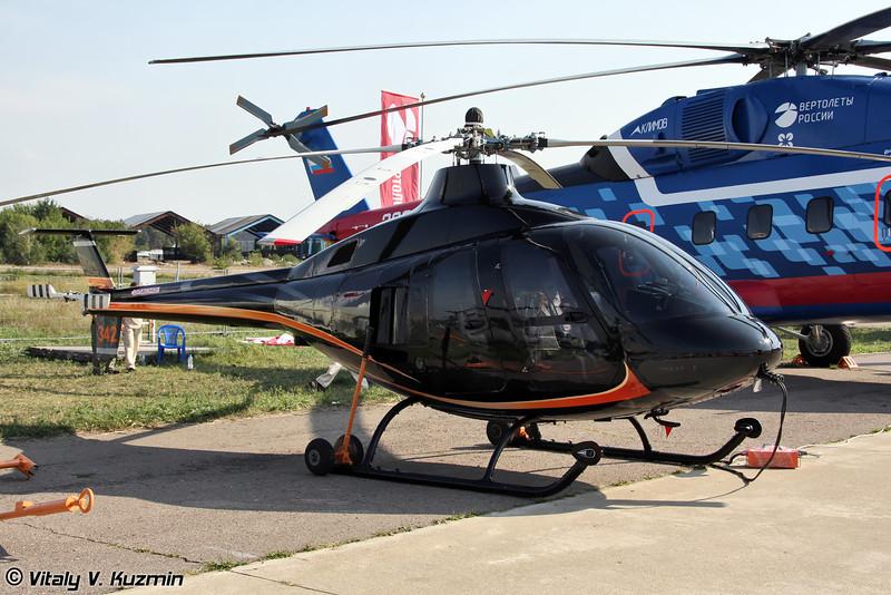 Легкий многоцелевой вертолёт Ми-34С1 (Light multipurpose helicopter Mi-34S1)