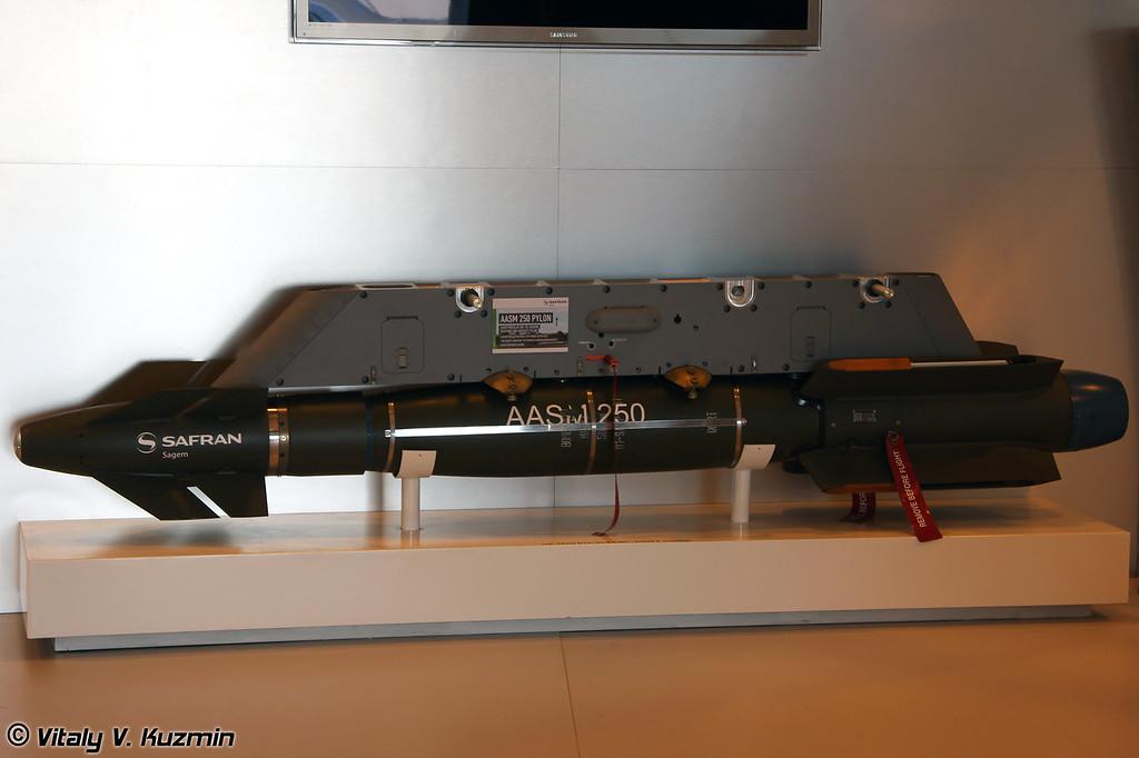 Авиационное пусковое устройство AASM 250 (AASM 250 pylon)