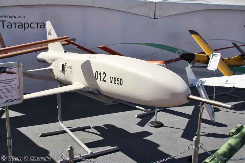 Воздушная платформа воздушного старта M850 Астра (Aerial decoy system M850 Astra)