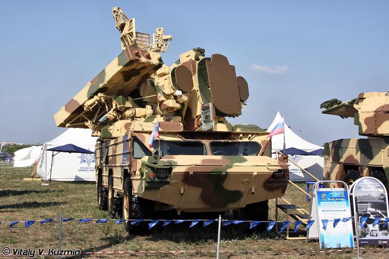 Боевая машина 9А33БМ3 из состава ЗРК Оса-АКМ (9A33BM3 transporter erector launcher and radar from Osa-AKM missile system)