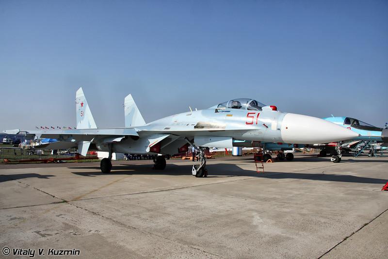 Су-27СМ3 (Su-27SM3)