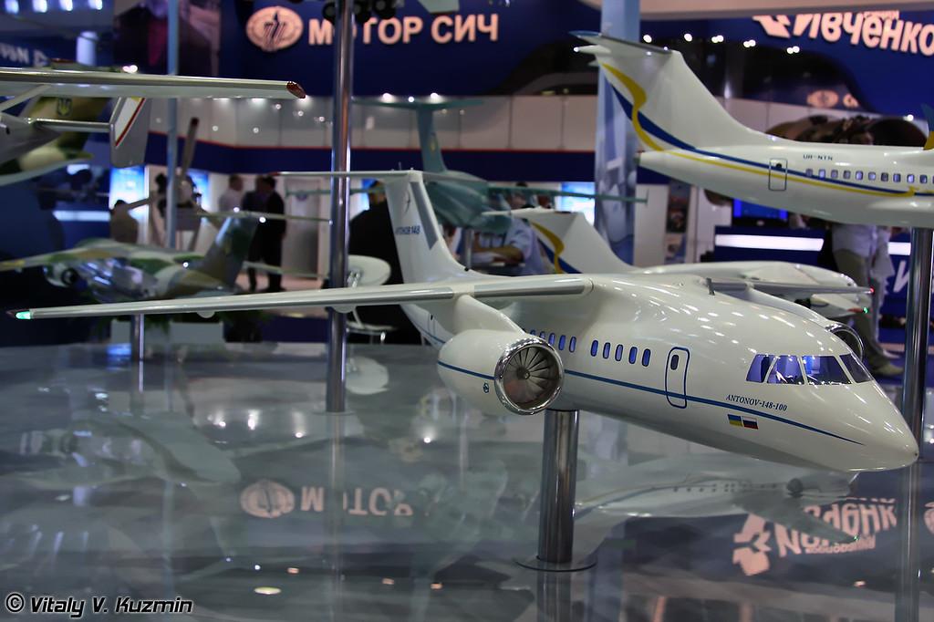 Ан-148-100 (An-148-100)