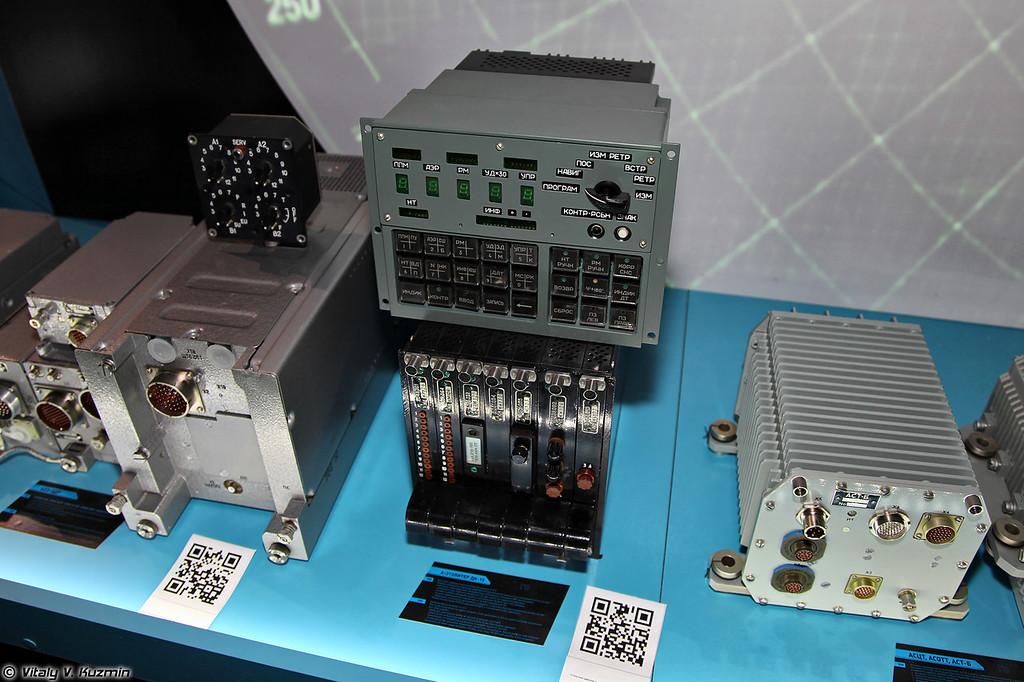 Бортовая цифровая вычислительная машина А-313 литер ДК-15 (Airborne digital computer A-313 DK-15)