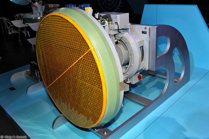 Радиолокационная система управления Ирбис-Э (Irbis-E radar)