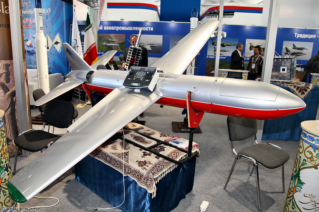 Иранский БПЛА AMIQO AT (Iranian UAV AMIQO AT)