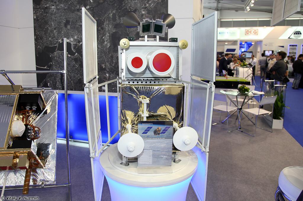 Космический аппарат Канопус-В (Kanopus-V spacecraft)