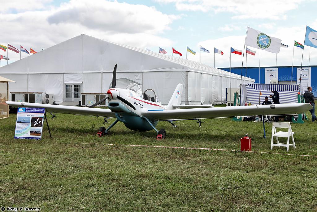 Многоцелевой двухместный самолет Ястреб (Light aircraft Yastreb)