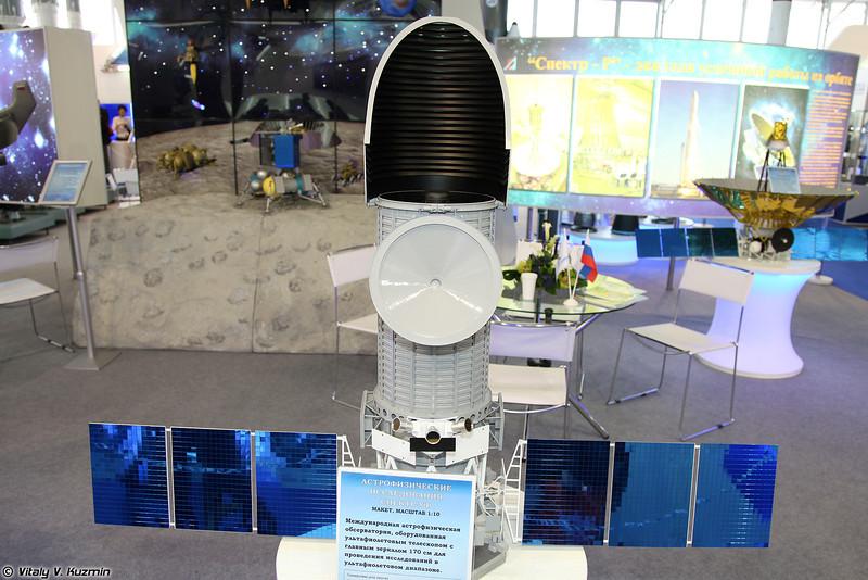Космический аппарат Спектр-УФ (Spektr-UF spacecraft)
