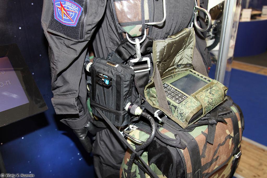 Переключатель кислородного оборудования с бортового на индивидуальный (Switch key from onboard oxygen to individual system)