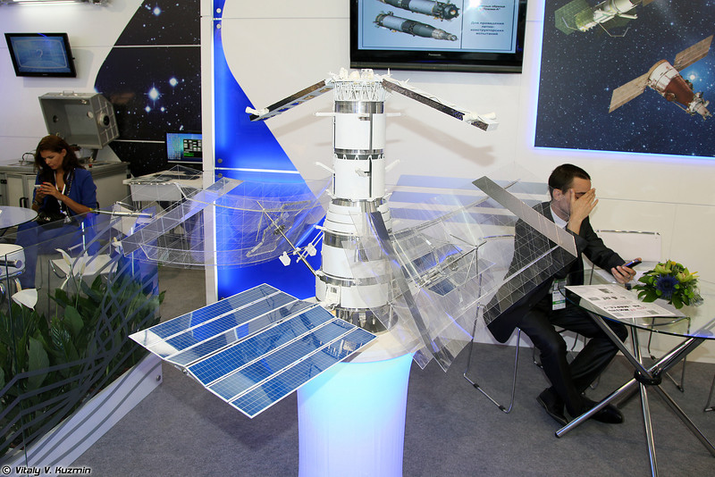 Космический аппарат Фикус (Phikus spacecraft)
