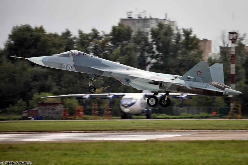 Су-57 / Т-50 ПАК ФА (Su-57 / T-50 PAK FA)