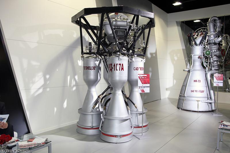 Жидкостный ракетный двигатель РД-107А (RD-107A rocket engine)